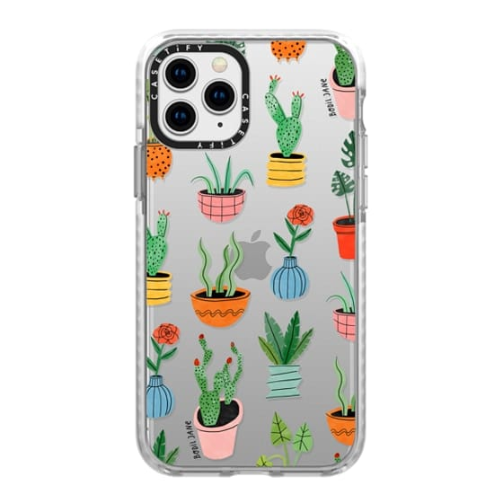 iPhone 11 Pro Cases - PLANT POTS BY BODIL JANE