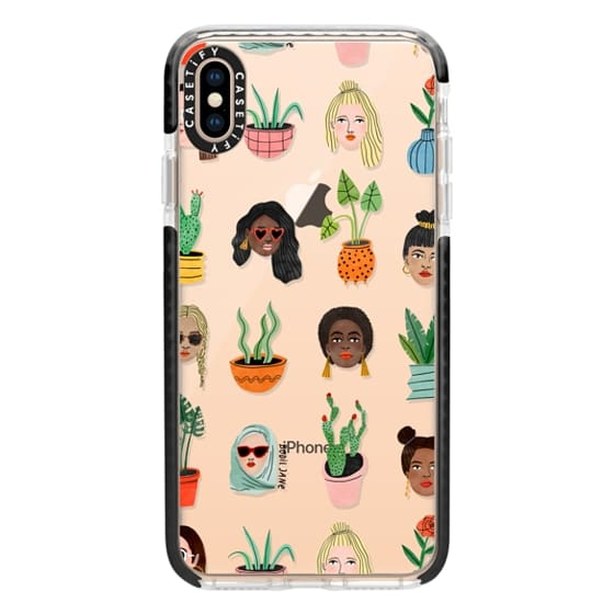 iPhone XS Max Cases - BABES & BOTANICALS BY BODIL JANE