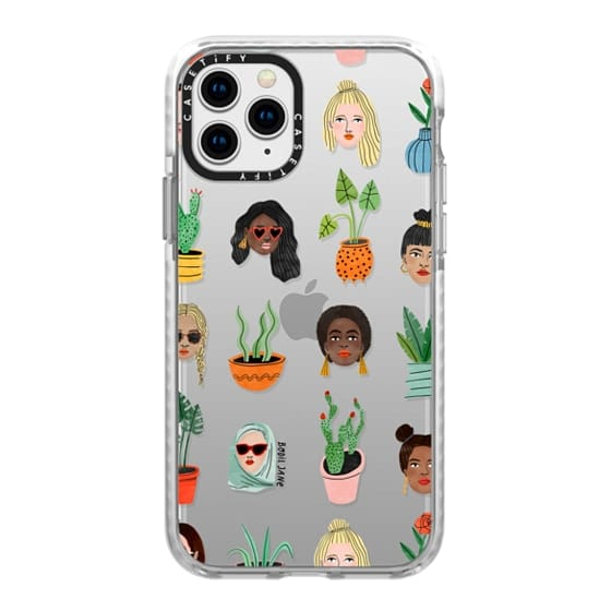 iPhone 11 Pro Cases - BABES & BOTANICALS BY BODIL JANE