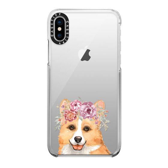 Summer Corgi iPhone 11 case