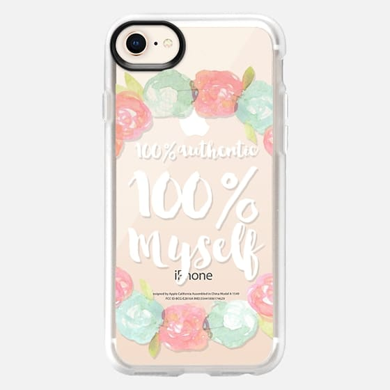 100- MYSELF - Snap Case