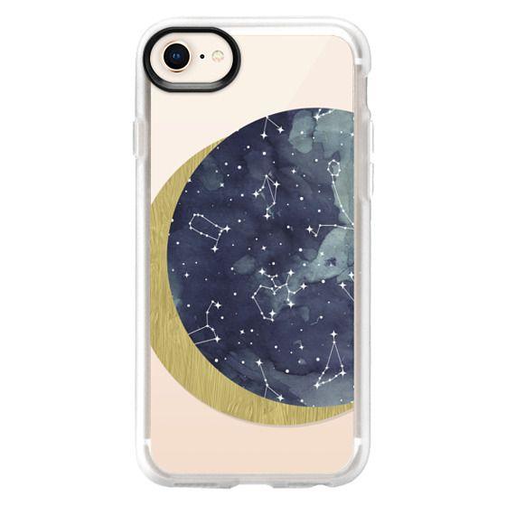 iPhone 7 Plus Cases - Moon Stars