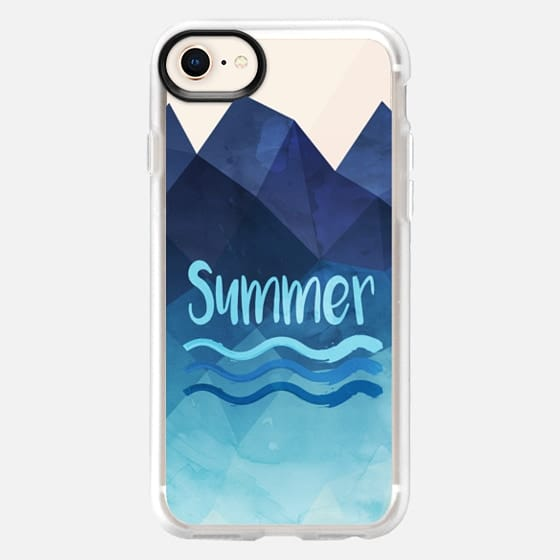 Summertime - Snap Case