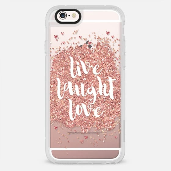 Live Laught Love - New Standard Case