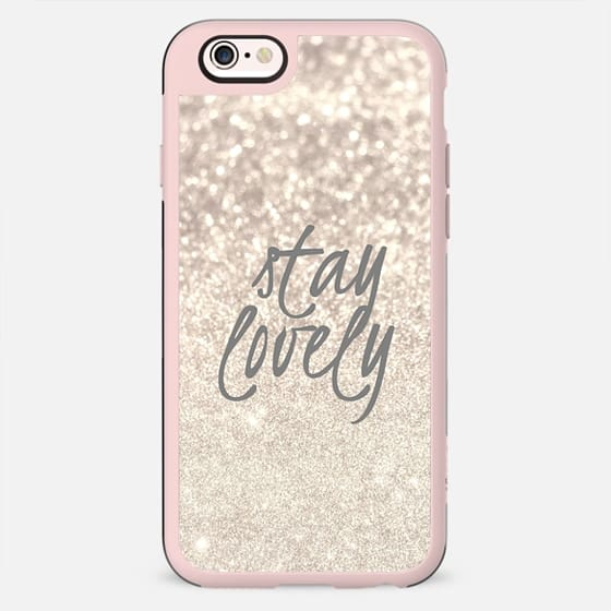 Stay Lovely - New Standard Case