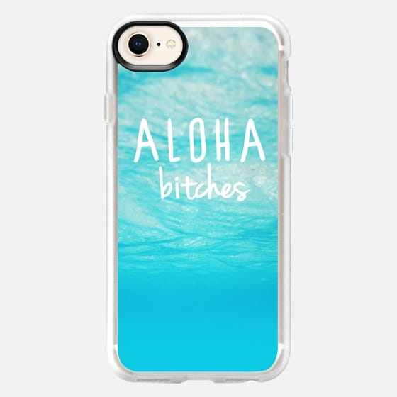 Aloha Bitches - Snap Case