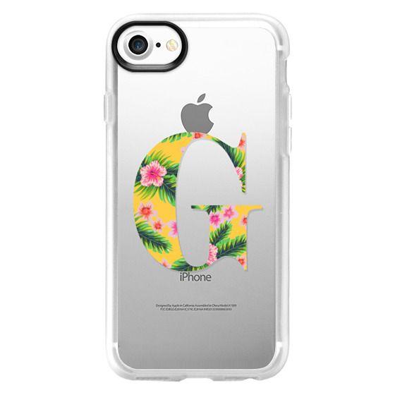 iPhone 7 Plus Cases - Monogram G