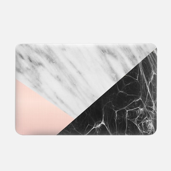 Macbook Air 11 Case - Marble Collage