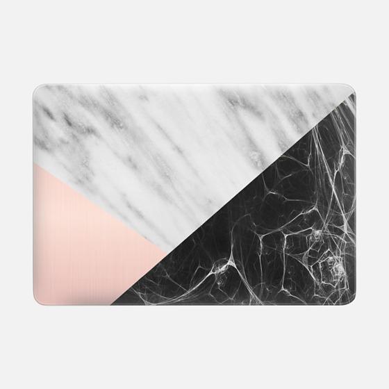 "Macbook Pro Retina 13"" (2012 - 2015) Case - Marble Collage"