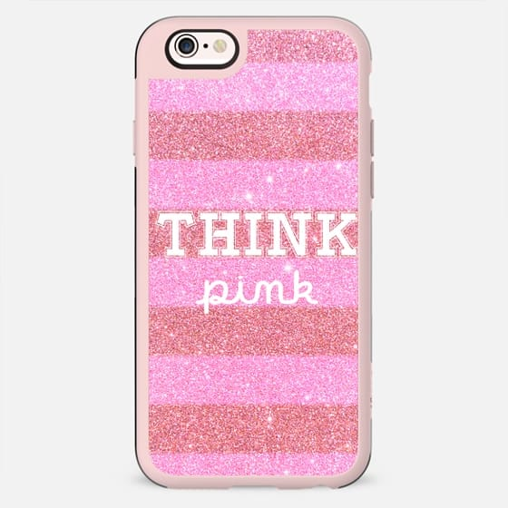 Think Pink! - New Standard Case