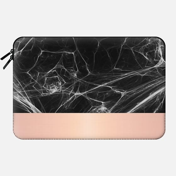 Black Marble and Pink