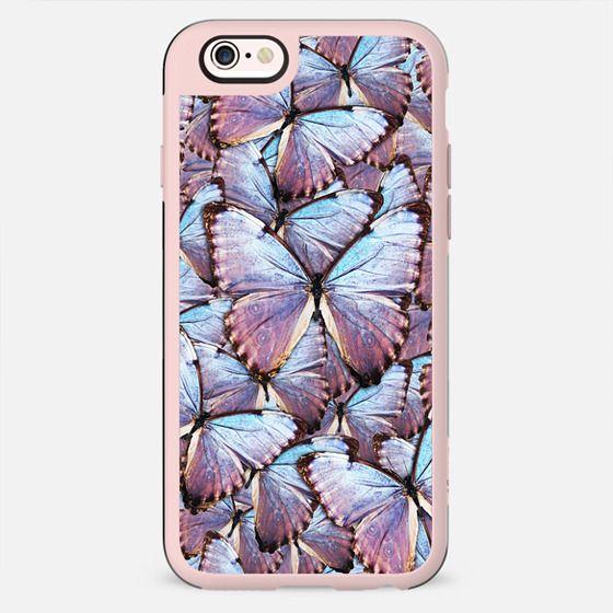Iridescent Butterflies - New Standard Case