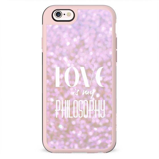 Love is my philosophy
