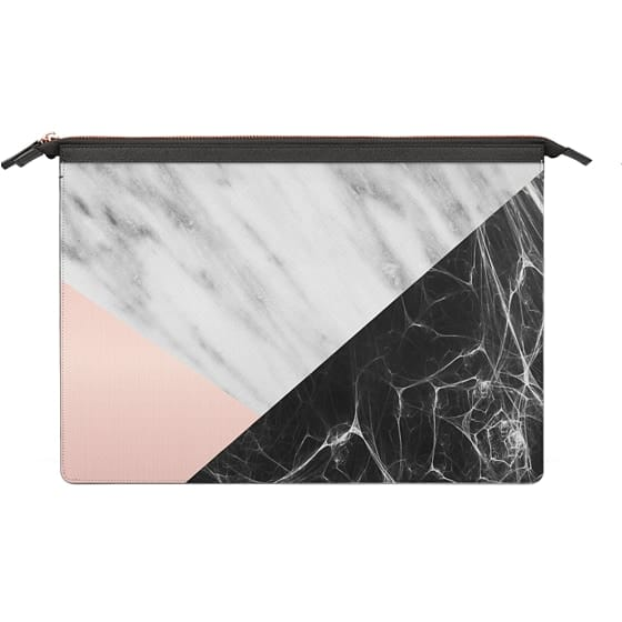 MacBook Air 11 Sleeves - Marble Collage