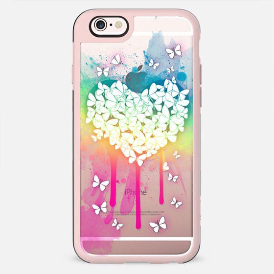 Butterfly Heart - New Standard Case