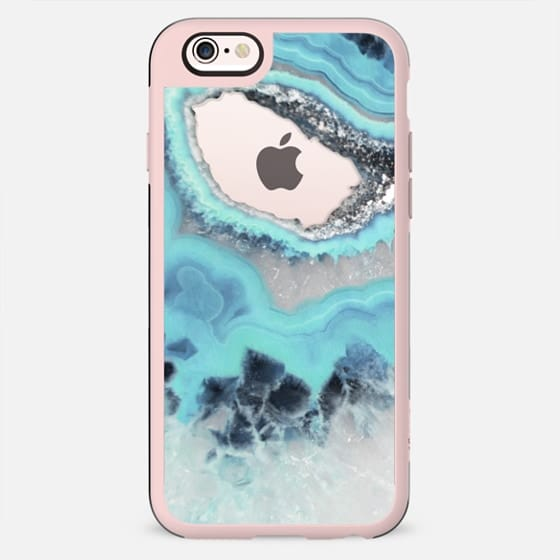 Teal Agate - New Standard Case