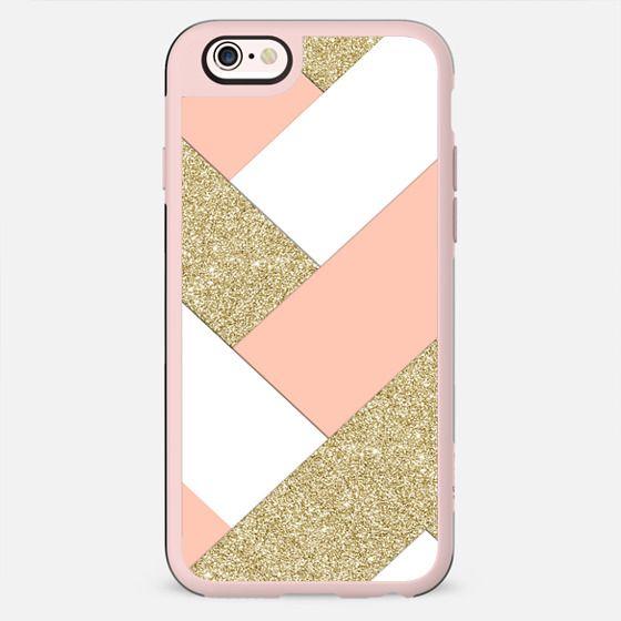 Pink & Gold - New Standard Case