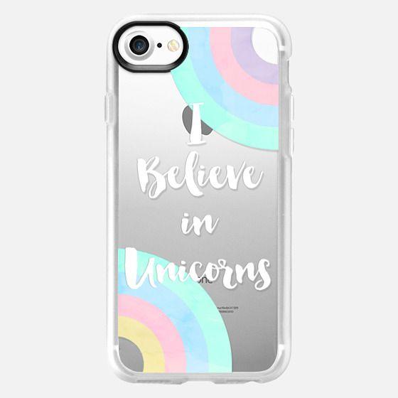 I Believe in Unicorns - Classic Grip Case