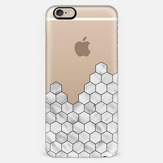 Marble Exagonal Collage