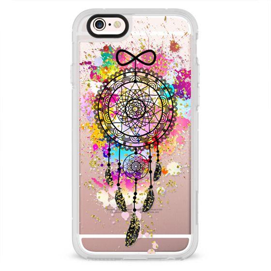 iPhone 4 Cases - Dreamcatcher Explosion