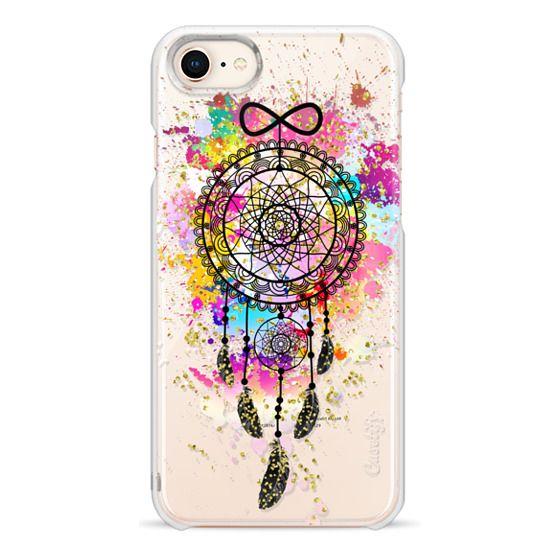 iPhone 8 Cases - Dreamcatcher Explosion