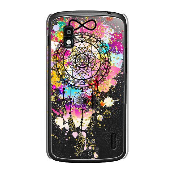 Nexus 4 Cases - Dreamcatcher Explosion