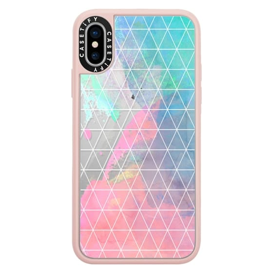 iPhone X Cases - Summer Shadows
