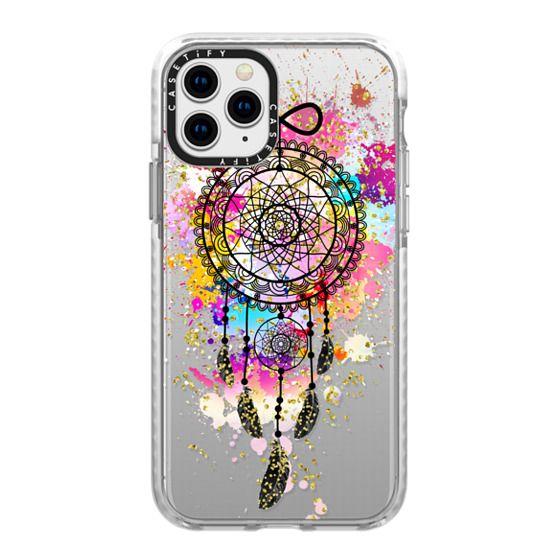 iPhone 11 Pro Cases - Dreamcatcher Explosion
