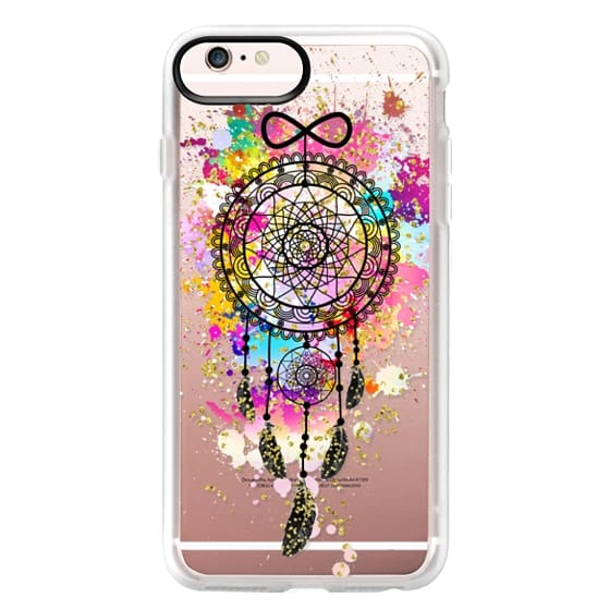 iPhone 6s Plus Cases - Dreamcatcher Explosion