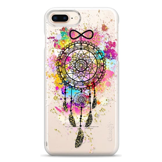 iPhone 8 Plus Cases - Dreamcatcher Explosion