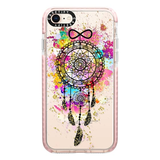 iPhone 8 Cases - Dreamcatcher Explosion