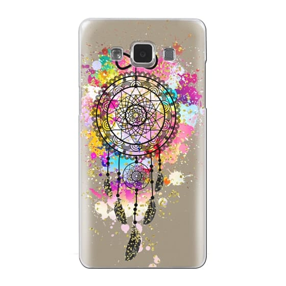 Samsung Galaxy A5 Cases - Dreamcatcher Explosion
