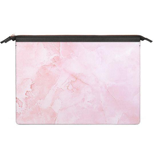 MacBook Air 13 Sleeves - Sugar Pink Marble