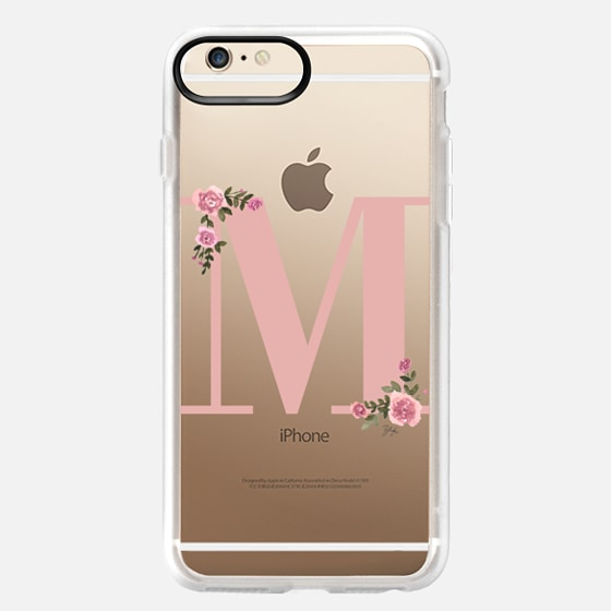 M - MONOGRAM (Transparent)