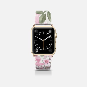Apple Watch Band (42mm) ケース IN BLOOM - Apple Watch