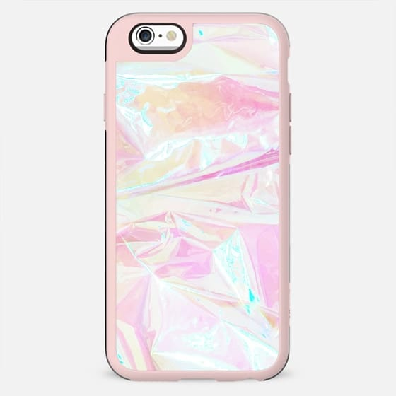 Pink holographic - New Standard Case