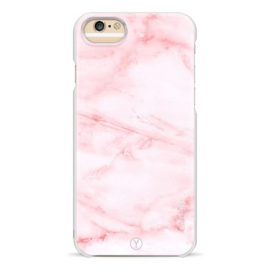iPhone 6 Cases - PINK MARBLE