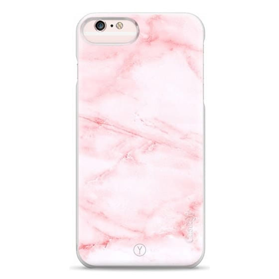 iPhone 6s Plus Cases - PINK MARBLE