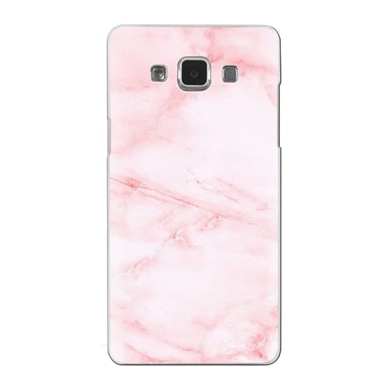 Samsung Galaxy A5 Cases - PINK MARBLE