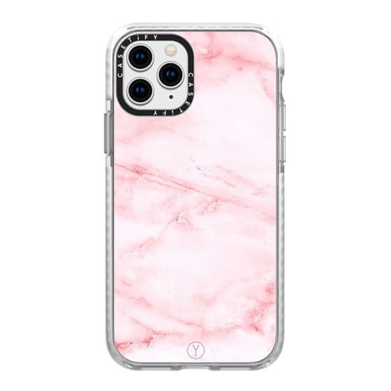 iPhone 11 Pro Cases - PINK MARBLE