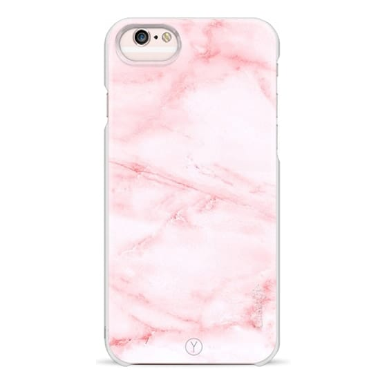 iPhone 6s Cases - PINK MARBLE