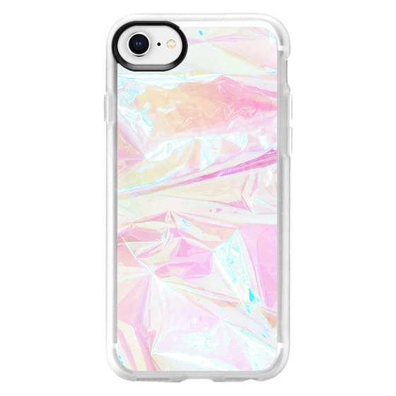iPhone 6s Cases - Pink holographic