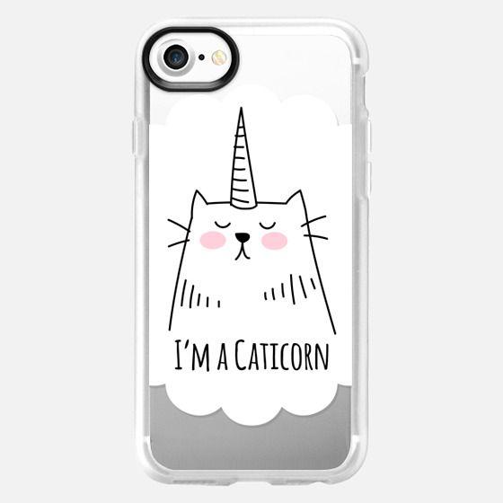 I'm a Caticorn - Cat - Unicorn - Classic Grip Case