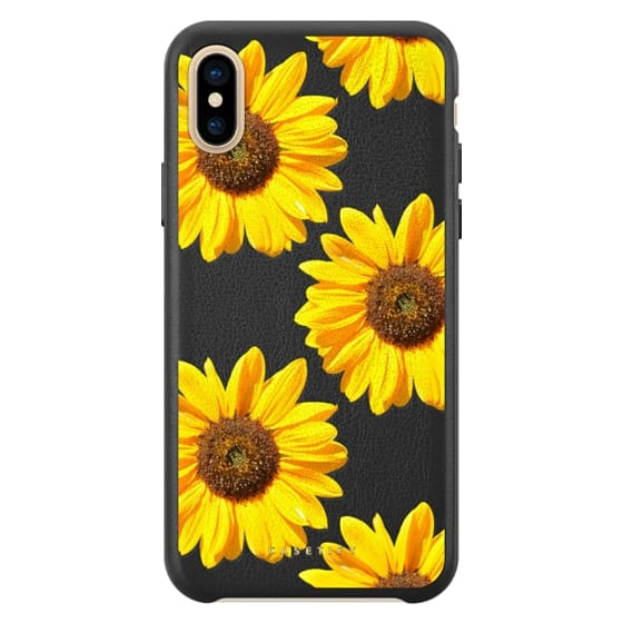 Sunflowers - Floral Pattern