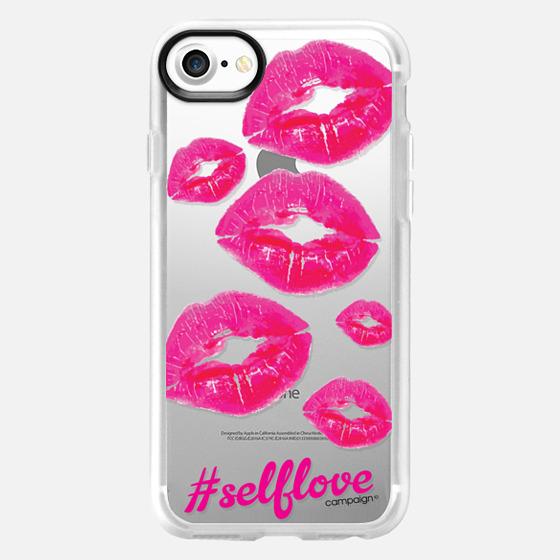Self Love - Kiss Me - Wallet Case