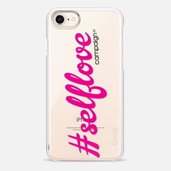 iPhone 8 Case Self Love - #selflove