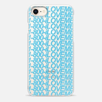 iPhone 8 Case Self Love - 1-800-iLOVEME