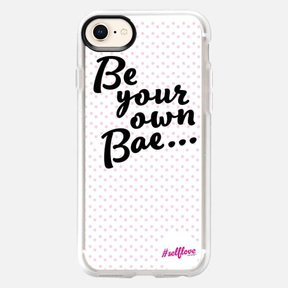 Self Love - Be Your Own Bae - Snap Case