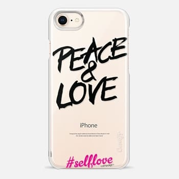 iPhone 8 Case Self Love - Peace and Love