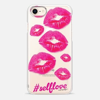 iPhone 8 Case Self Love - Kiss Me